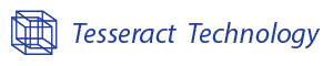 Tesseract Technology : Advanced technology consulting services logo